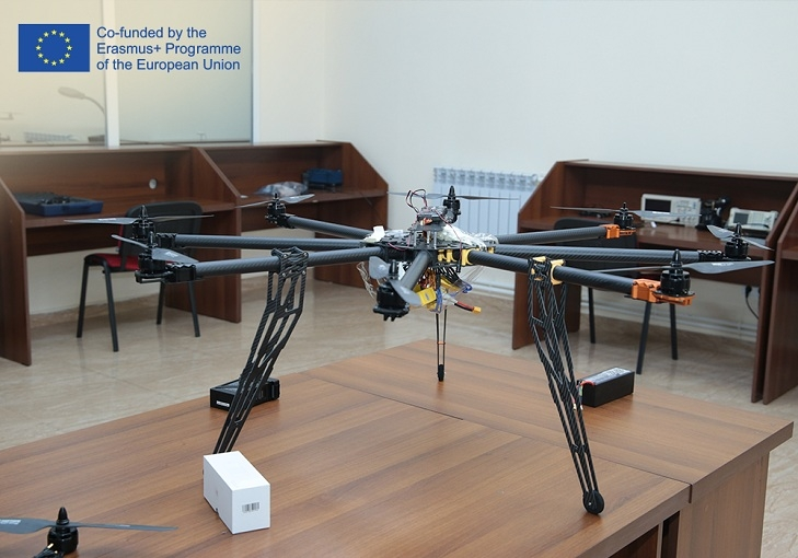 """""""Unmanned aerial vehicle training"""" course"""